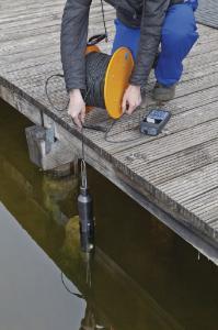 Turbidity sensor for MultiLine® IDS meters, VisoTurb® 900-P