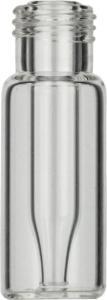 Screw neck vial, N 9, 11,6×32,0 mm, clear, 0,2 ml insert