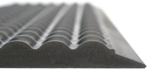 Cleanroom anti-fatigue mats, Ergomat® AFS Complete