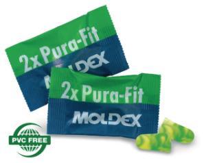 Disposable earplugs, Pura-Fit®