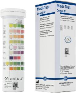 Urine test strips, Medi‑Test Combi9