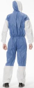Chemical resistant overalls, 4535