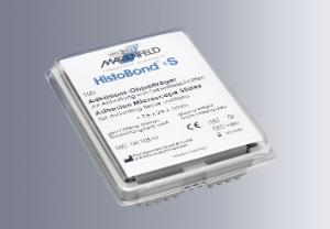 Adhesion slide, HistoBond® +S