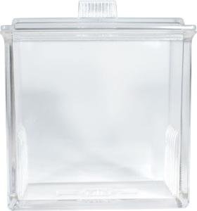 TLC developing chamber, up to 5 plates/sheets simultaneous, format maximum 20×20 cm