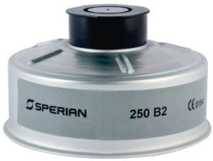 Filter with RD 40 connection and aluminium housing