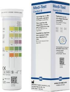Urine test strips, Medi‑Test Combi5S
